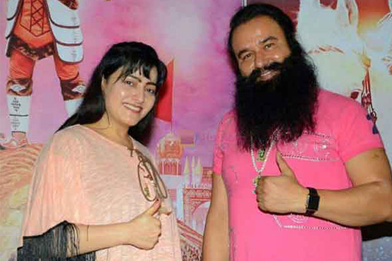 I've been devastated by baseless allegations, says Honeypreet