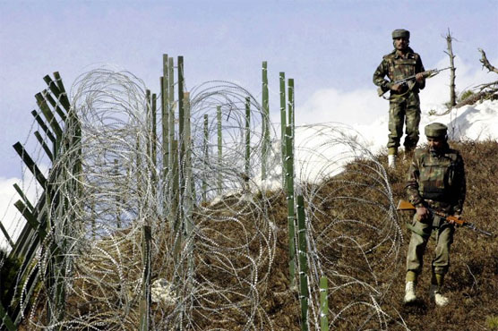Pakistan lodges strong protest with india over ceasefire violation at LoC