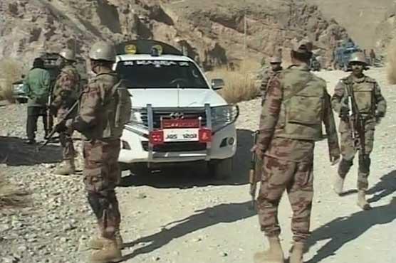5 terrorists nabbed in FC Balochistan operation