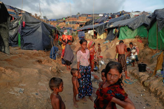 Myanmar ready to take back Rohingya refugees