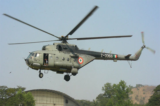 Five die as IAF chopper crashes near Tawang