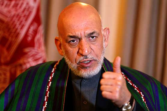 Hamid Karzai alleges United States forces of aiding Daesh in Afghanistan