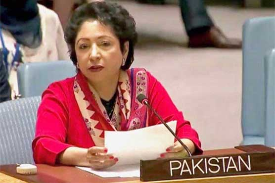 Decolonization agenda of United Nations remains incomplete without resolution of Kashmir dispute: Maleeha