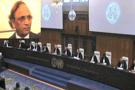 Justice Jillani notified as ad-hoc judge in Jadhav Case