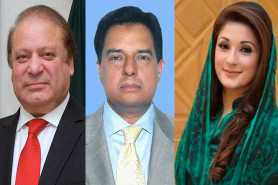 Image result for NAB references Nawaz, Maryam, Safdar to be indicted today