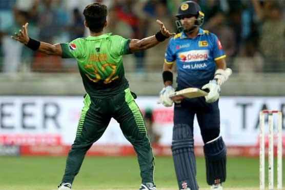 Pakistan vs Sri Lanka, 1st ODI, Dubai, live cricket score