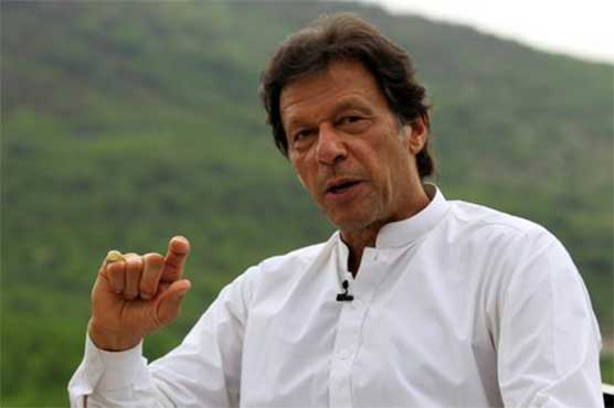 'No comparison between Imran and Nawaz's cases', says PTI spokesperson
