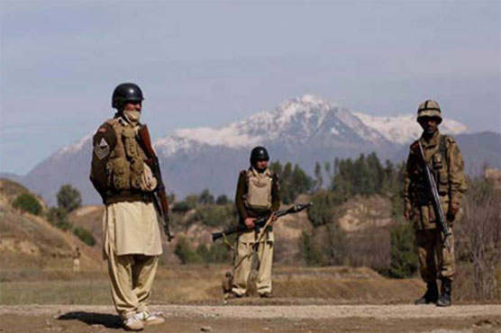 Four FC troops martyred in Kurram Agency landmine blasts