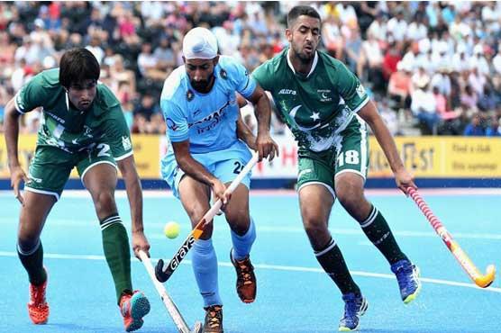 हॉकी पाक से भारत जीत