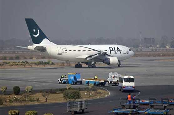 Refuel vehicle collides with PIA plane at Toronto airport