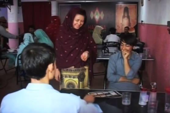 Quetta's restaurant where women not only cook but run the business