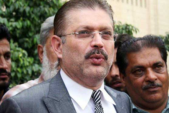 Sharjeel Memon nabbed on corruption worth Rs 5.77 bn