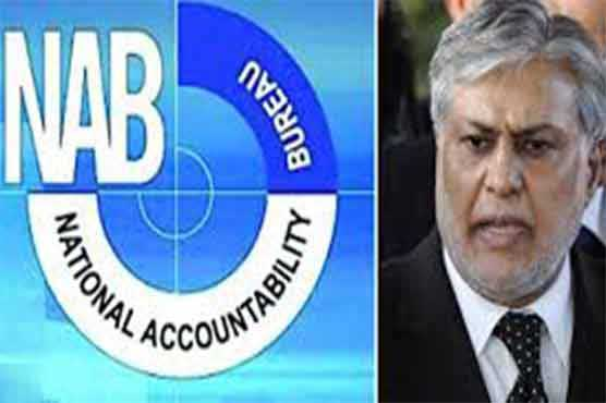 Finance Minister Ishaq Dar's assets were frozen in and out of Pakistan