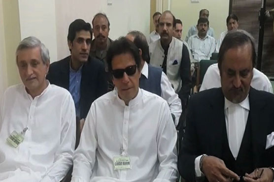 ECP disposes of contempt case: PTI chief submits written apology