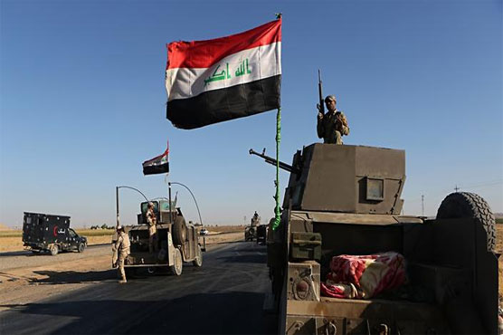 Kurdish authorities say Iraqi army is shelling Kurd forces with artillery