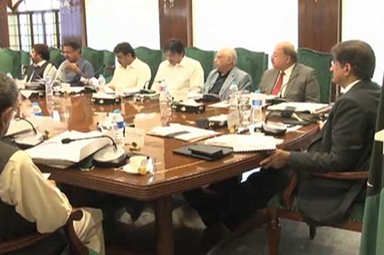 Sindh cabinet okays removal of police chief AD Khawaja