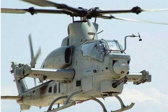 Pakistan return helicopters given by United States  to monitor Pak-Afghan border