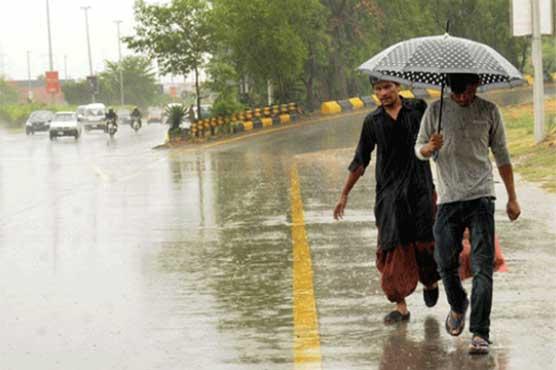 PMD predicts more intermittent rain in Karachi