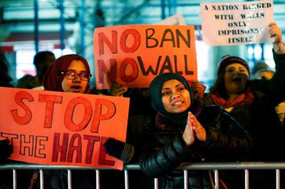 Deal in Brooklyn court helps those blocked by Trump's travel ban