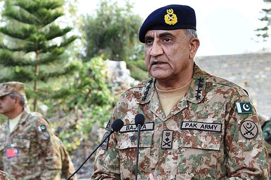 Army Chief in Balochistan to spend second Eid day with troops