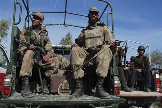 Pakistani security personnel killed in terror attack