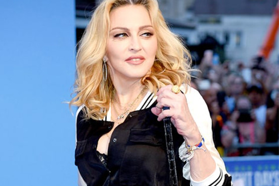 FedEx doesn't believe Madonna is actually Madonna