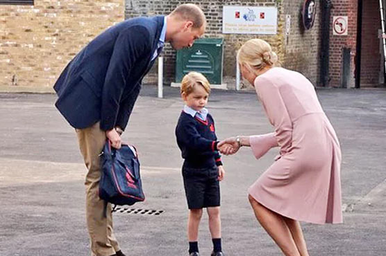 Prince Harry has spoken about Royal Baby number three