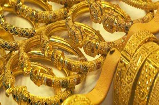 Gold Price Shoots Up By Rs 1900 Tola In 10 Days
