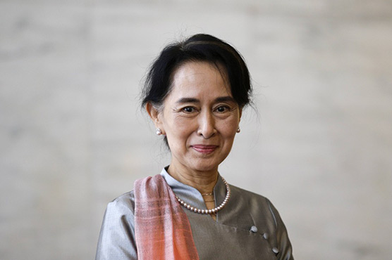 Suu Kyi likens Rohingya issue to Kashmir
