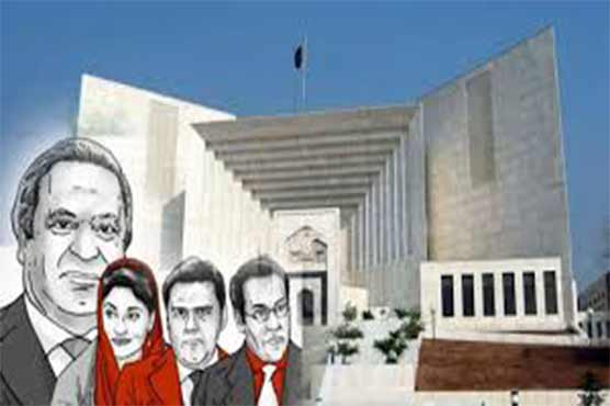 Five-judge bench to hear Sharif review petitions on Wednesday