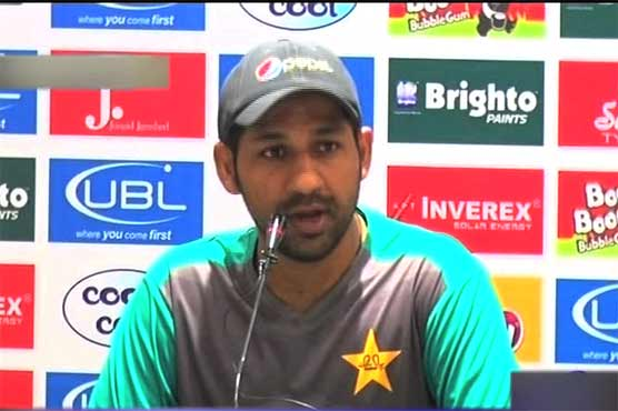 Sarfraz Ahmed said that he would have been happier if Indian players were also in the World XI squad