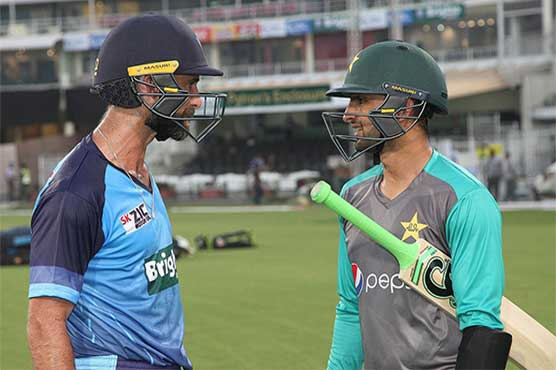 Pakistan will play three T20s against World XI