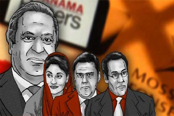 NAB files three references in accountability court against Sharif family