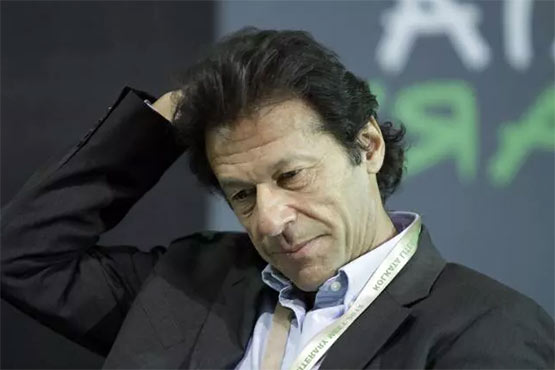 Pakistan Election Commission issues warrant against Imran Khan