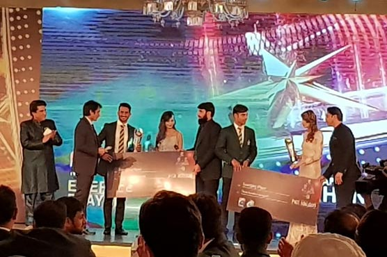 Perera powers World XI to victory in Lahore