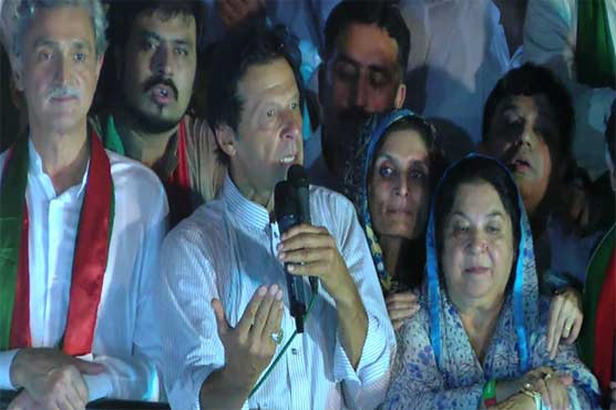 Maryam says people rejected SC's verdict, conspiracies against Nawaz