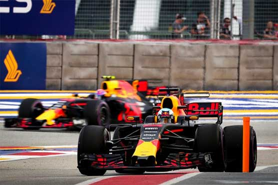 Red Bulls set pace as McLaren trigger upheaval