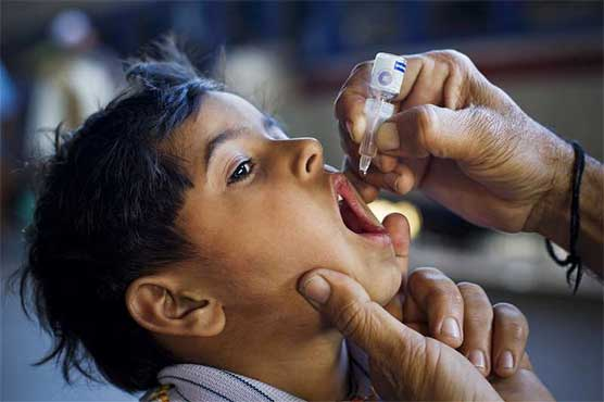 Anti-polio campaign continues in Balochistan on second day