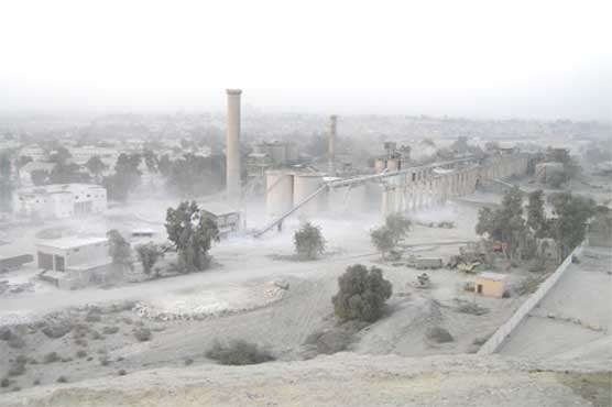 4 dead, 12 injured in Sukkur cement factory blast