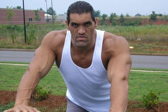 this actor might play main lead in the great khali biopic