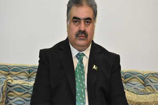 'Free Balochistan' advertising campaign an attack on our sovereignty: Zehri
