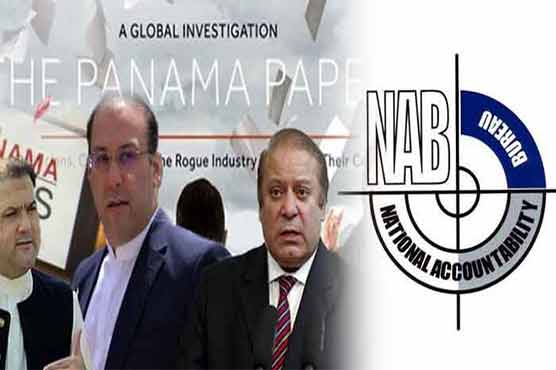 NAB freezes assets of Nawaz Sharif, children