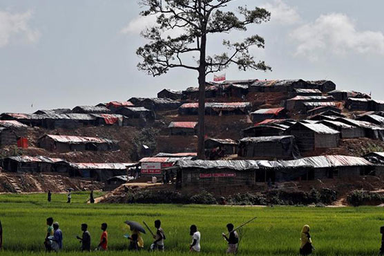 How complicit is the United Kingdom  in Myanmar's violence against Rohingya Muslims?