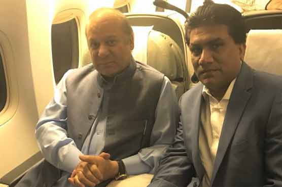 Nawaz Sharif returns to Pakistan, to face court in Panama Papers case
