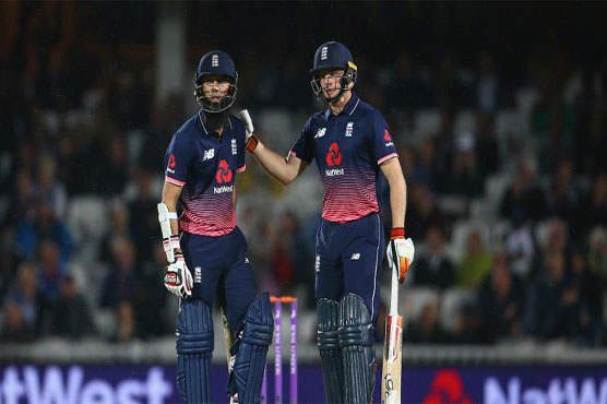 D/L method win sees England take ODI series with West Indies