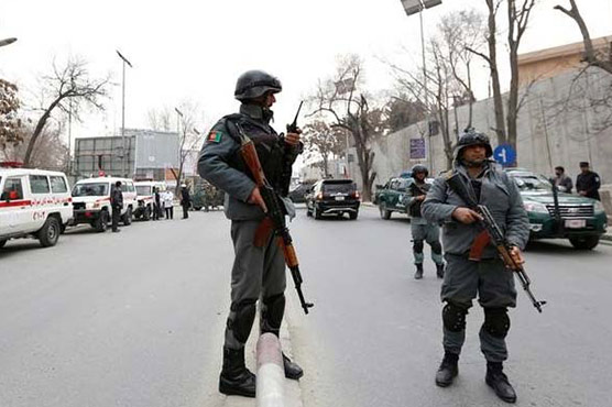 Blast hits Afghan capital near Shi'ite mosque, killing at least one class=