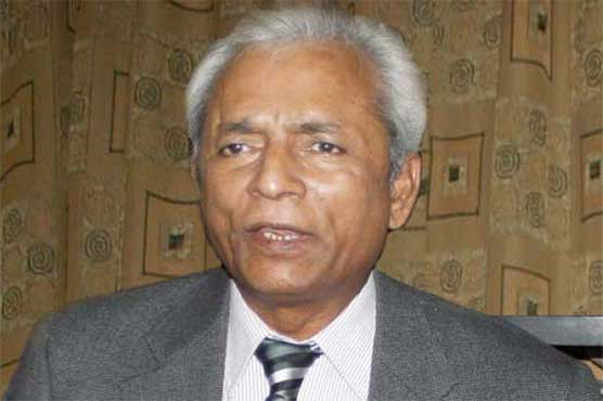 SC demonstrated huge patience in Nehal Hashmi's case: former CJP