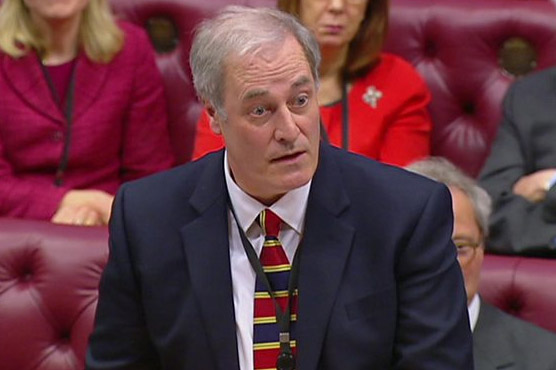 Minister Lord Bates resigns from Government because he was late for work