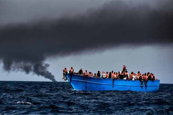 Migrants, Mostly Pakistanis, Feared Dead In Shipwreck Off Libya: IOM