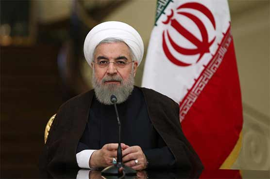 Pres. Rouhani: Iran against presence of foreign troops in Syria without permission